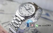 闯专柜无压力的浪琴-台湾KZ厂名匠系列L2.755.4.78.6腕表