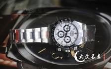 N厂904钢熊猫迪4130机芯V3版升级接近正品指针实拍