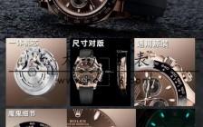 N厂劳力士巧克力迪通拿CAL.4130机芯手表116515评测