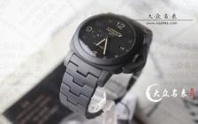 VS厂沛纳海438黑武士V2版手表能过专柜吗