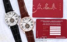 BBR厂复刻卡地亚陀飞轮RW155616腕表最好的版本介绍