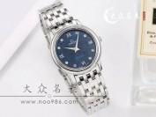 kz厂欧米茄蝶飞奥比斯特别版手表真假对比评测