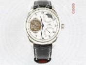 BBR厂复刻万国陀飞轮周年纪念系列IW590202腕表评测