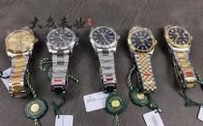 VS工厂机械手表的日常使用常识介绍