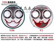 TW厂复刻俄罗斯小丑手表v3s版真假对比