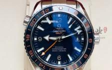 VS厂欧米茄海马系列海洋宇宙600米GMT复刻表怎么样?