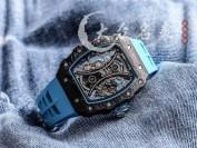 JB厂理查德米勒RM53-01腕表对比评测-升级最强理查德陀飞轮手表