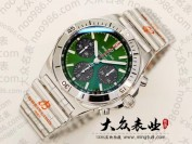 GF厂新品百年灵Chronomat系列7750计时腕表介绍
