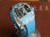 RM厂复刻RICHARD MILLE水晶马球RM53-02陀飞轮腕表评测