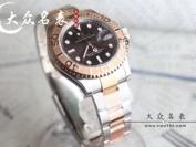 年末AR厂推出劳力士游艇名仕间金116621-78801腕表