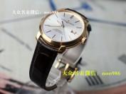 FK厂雅典鎏金系列8156-111/90腕表对比正品及评测
