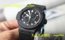 V6厂宇舶BIG BANG系列301.QX.1724.RX碳纤维腕表