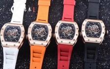 顶级复刻KV厂RM理查德米勒手表做工怎么样