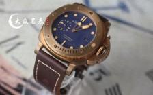 XF厂完美复刻青铜沛纳海671评测介绍