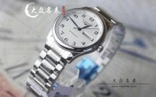 高仿浪琴男士机械手表价格多少?