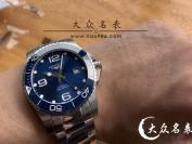 ZF厂浪琴康卡斯L3.781.4.96.6潜水表简单评测